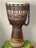 "Medium Djembe Drum 20"" x 11""- (50M10)"