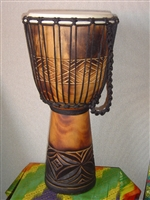 "Medium Djembe Drum 20"" x 11""- (50M3)"