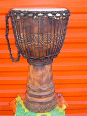 "3 RING PRO Series Djembe Drum 24"" x 14"" - Model # 60M19"