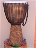 "3 RING PRO Series Djembe Drum 24"" x 14"" - DRAGON - Model # 60M25"