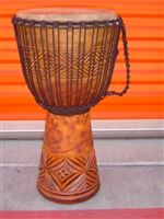 "3 RING PRO Series XL Djembe Drum 26"" x 15"" - (65m3)"