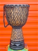 "3 RING PRO Series XL Djembe Drum 26"" x 15"" - CHEETAH (65m6)"