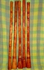 Teak Wood Hand Carved Didgeridoo Didjeridoo 52""